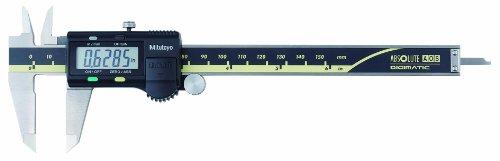 Mitutoyo 500-171-30 Advanced Onsite Sensor Absolute Scale Digital Caliper, 0-6
