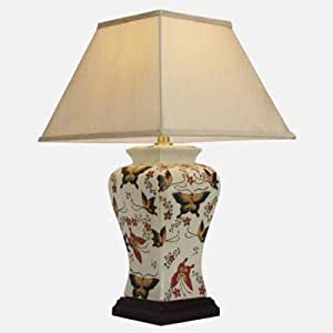 large oriental ceramic table lamp m9955 chinese
