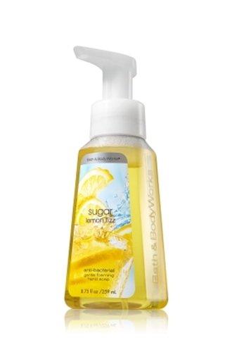 バス&ボディワークス シュガーレモンフィズ ジェントルフォーミングハンドソープ Sugar Lemon Fizz AntiーBacterial Gentle Foaming Hand Soap