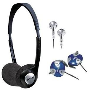 Jwin Jhp900 Headphones Combination Pack