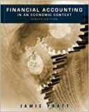 img - for Financial Accounting in an Economic Context 8th (eighth) edition Text Only book / textbook / text book