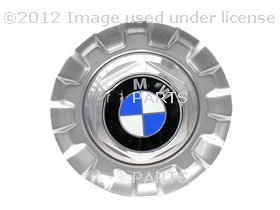 "BMW Genuine 15"""" BBS Wheel Center Cap For, 3 Series ( 1992 to 1998 ), 5 Series ( 1996 to 2003 ), Z3 1.9"