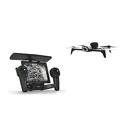 Drone Bebop 2 Blanc + Skycontroller Black