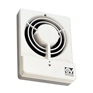 Vortice Record Extractor Fan M10/4T 100mm with Timer
