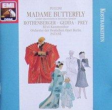 Puccini - Madame Butterfly - Grosser Querschnitt in deutscher Sprache