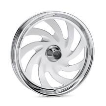 H-D 21 Front Softail Chrome Typhoon Wheels 40882-08