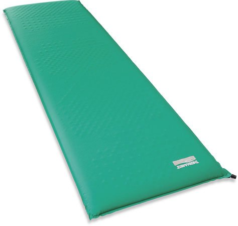 Therm-A-Rest Camper Deluxe Sleeping Pad Green