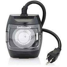 Radioshack Indoor Outdoor Timer 61-267