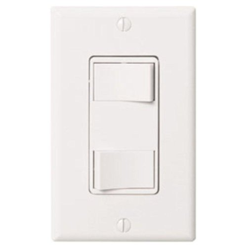 (Fv-Wcsw21-W) Whispercontrol 2-Function On/Off Switch In White