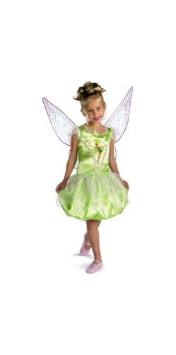 Tinker Bell Costume - Toddler/child Costume deluxe
