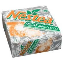 Nestea Orange Pekoe & Black Tea, Decaffeinated, 100-Count Teabag
