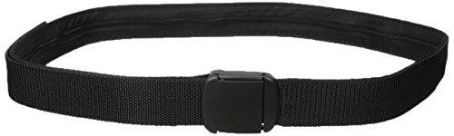 Travelon Security-Friendly Money Belt, 38-40 Inch Waist,Black,One Size