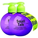 Thickening and Volumizing by TIGI Bed Head Hair Care Talk of the Party Small Talk 3-in-1 Twin Pack 200ml