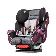 Evenflo Platinum Symphony LX All-In-One Convertible Car Seat - Josefina - 1