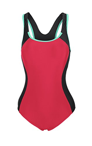 relibeauty-womens-backless-splice-one-piece-swimsuit-xx-largeus12-14-red