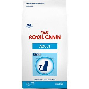 Royal Canin Veterinary Diet Adult Dry Cat Food, 4.4-Lb Bag