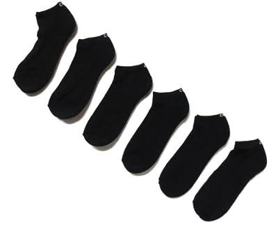 Calvin Klein Men's Low-cut Athletic Socks, Shoe Size 7-12 (6-pack)