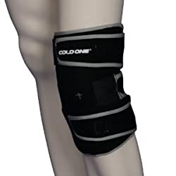 Cold One® Knee Ice Compression Wrap