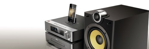 Clearance  Philips DCB8000 Harmony Component Hi-Fi System