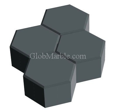 Paver Stone Mold Ps 17052/1 front-188337