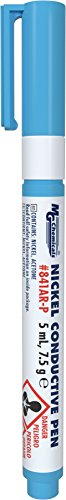 MG Chemicals 841AR-P Conductive Pen, Nickel (Conductive Paint Pen compare prices)
