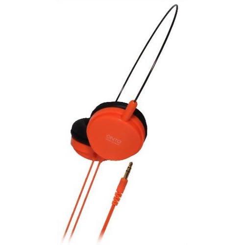 ヘッドホン おしゃれ audio-technica ポータブルヘッドホン ATH-ON300 ORをおすすめ