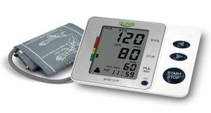 Gurin Upper Arm Digital Blood pressure Monitor with Case - 2 User - Medium Cuff (Blood Pressure Monitoring Machine compare prices)