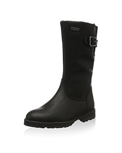 Richter Schuhe Stiefel Iris schwarz