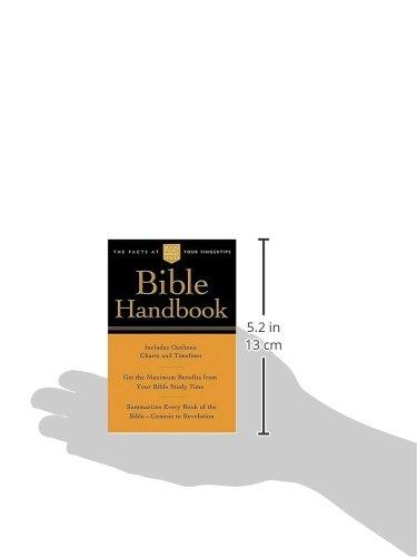 Pocket Bible Handbook: Nelson's Pocket Reference Series