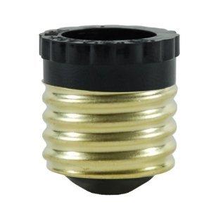 Satco 92-400 Medium To Candelabra Socket Reducer