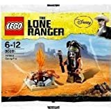 Lego 30261 Lone Ranger Tonto´s Feuer - 20teiliges Spielset