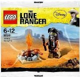 LEGO Lone Ranger Set #30261 Tonto's Campfire [Bagged] - 1