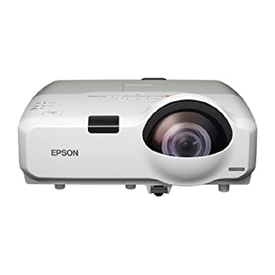 Epson EB-425W Projector With 2500 Lumens and Contrast Ratio of 3000:1