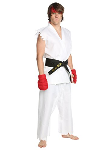 [Street Fighter Ryu Costume] (Ryu Costume)