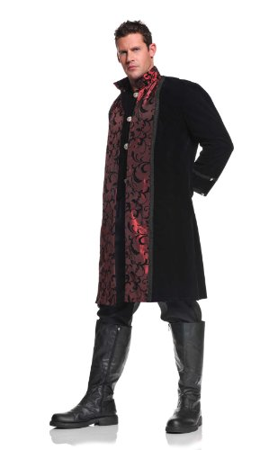 Underwraps Men's Plus-Size Vampir