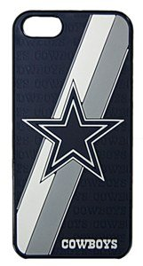Forever Collectibles Dallas Cowboys Team Logo Hard Snap-On Apple iPhone 5 & 5S Case