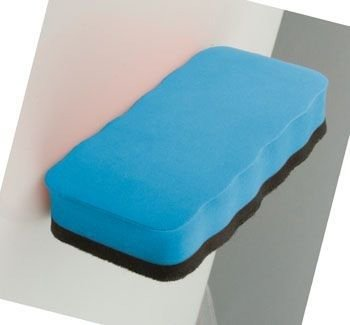 Magnetic whiteboard eraser (Color May Vary)