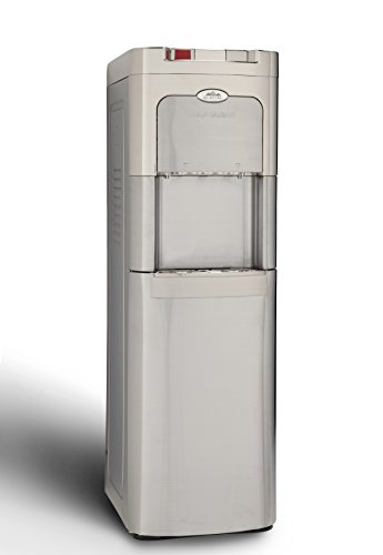 Glacial Maximum Stainless Self Cleaning Base Load Water Cooler with Hot & Cold Water Dispenser (Self Cleaning Espresso Machine compare prices)