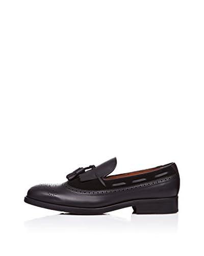 Rooster League Zapatos Picados / Borlas