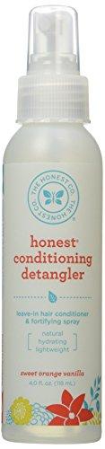 Honest Conditioning Detangler - Sweet 4 fl oz (118 ml) Liquid