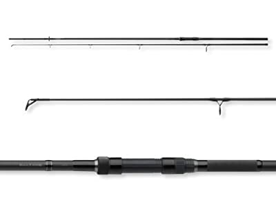 Daiwa Black Widow Carp 2 parts, 12.00 ft - valueable carp rod by Daiwa