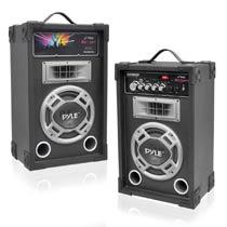 PSUFM835A - Disco Jam Bookshelf Speaker System