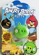 Angry Birds Putty - Green Bird