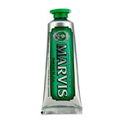 Marvis Classic Strong Mint Toothpaste (Travel Size) - 25ml/1.3oz