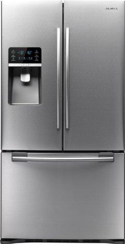 Samsung 285 French Door Refrigerator Best Buy Samsung Rfg29phdwp
