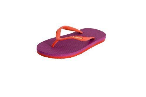 Feelgoodz-Womens-Slimz-Natural-Rubber-Flip-Flops-2014New-W7-9-Sandpiper