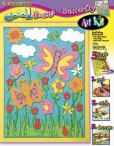 Cool Foam Art Kits Butterfly