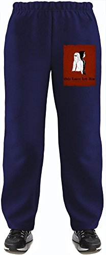 Only lovers left alive Super Soft Kids Lightweight Jog Pants by True Fans Apparel - 80% Organic, Hypoallergenic Cotton & 20% Polyester - Casual & Sports Wear - Perfect Present 5-6 years