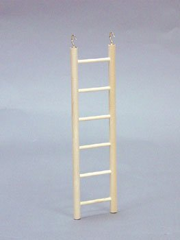Petco 12 Step Wooden Ladder for Large Birds