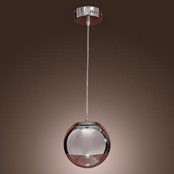 LightInTheBox 60W Pendant Light In Globe Metal Shape Ceiling Light Fixture Fo